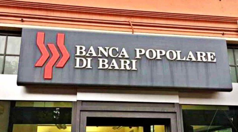 """PopBari, stasera in Cdm il salvataggio. Conte: """"Diventerà la banca del Sud"""""""