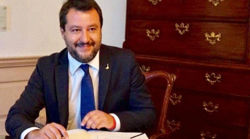 Matteo Salvini tra Emilia Romagna e centrodestra