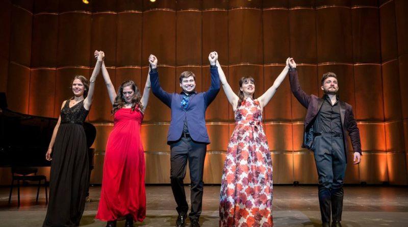 """Grande successo aBuenos Airesper le stelle di""""Fabbrica"""" Young Artist Program del Teatro dell'Opera di Roma"""