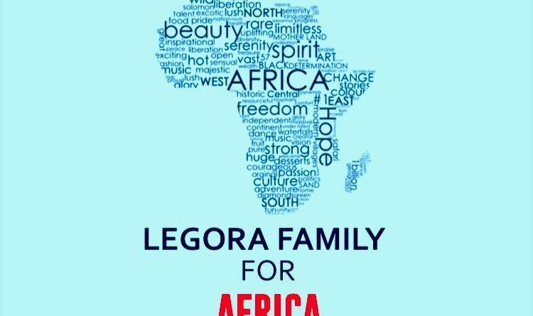 A Pietrarsa, charity gala Legora per l'Africa