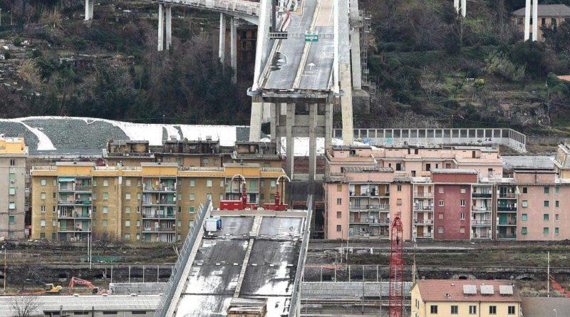 Ponte Morandi: Autostrade esclusa dalla ricostruzione