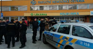 Sparatoria in un ospedale in Repubblica Ceca, suicida il killer