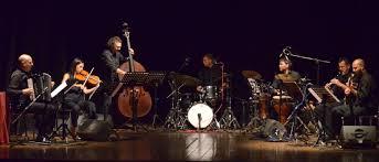 Roma,  23 dicembre,  il Teatro Studio Borgna dell'Auditorium Parco della Musica, il concerto Germano Mazzocchetti Ensemble