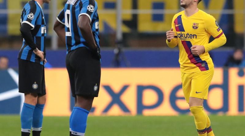 Inter, sfuma il sogno Champions: battuto dal Barcellona 2-1