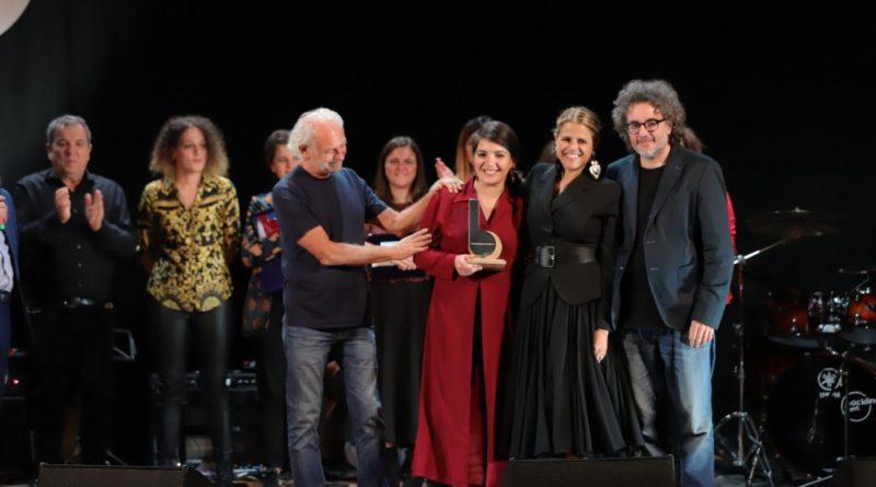 Il Premio Bianca d'Aponte si sposta a Roma per un evento speciale, il 18 dicembre, al Teatro Eduardo De Filippo dell'Officina delle Arti