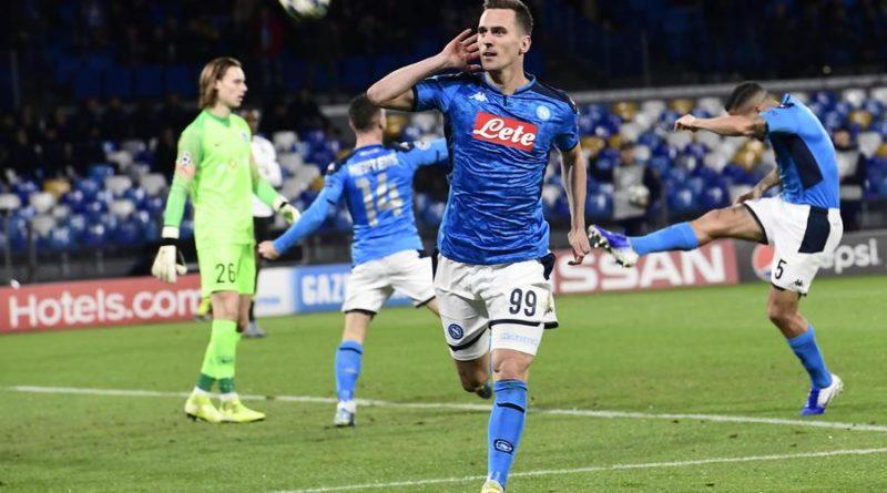 Champions. Napoli ai quarti grazie ad un super Milik