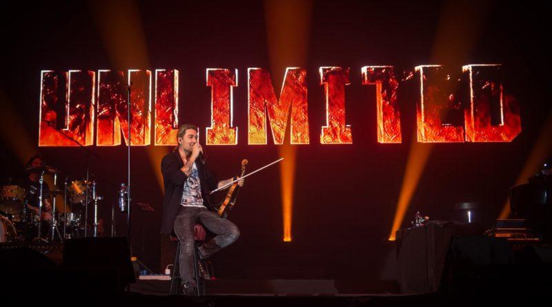 David Garrett alle Terme di Caracalla:  il 27 luglio l'unica data estiva  per un concerto imperdibile