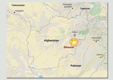 Afghanistan, precipita un aereo in una zona controllata dai talebani