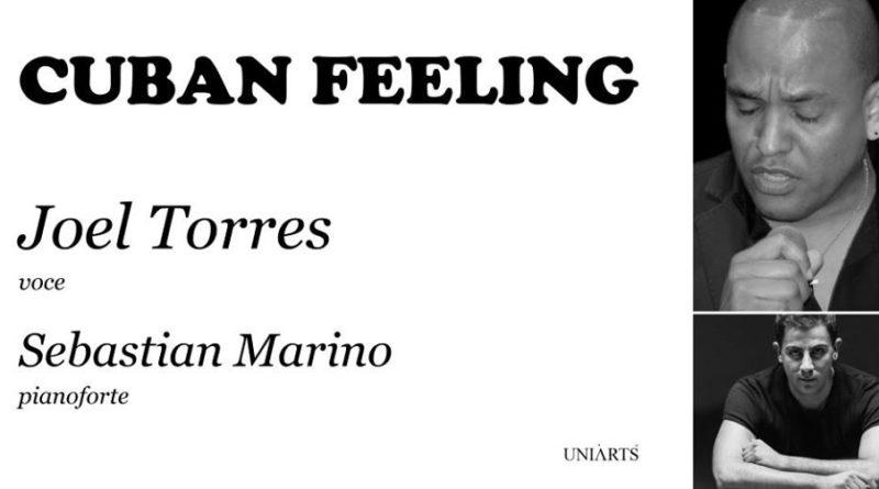 'Cuban Feeling',  18 marzo, ore 21:00, Teatro Tor Bella Monaca, Roma
