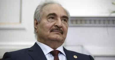 Libia, pozzi chiusi su ordine di Haftar