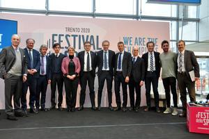 """""""We are the champions"""" il tema della terza edizione del Festival dello Sport"""