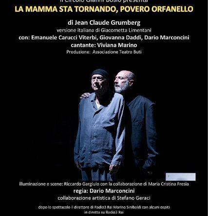 Giornata della memoria 27 gennaio h 21: 'La mamma sta tornando Povero orfanello',  Cicrolo Gianni Bosio e Radio3 Rai