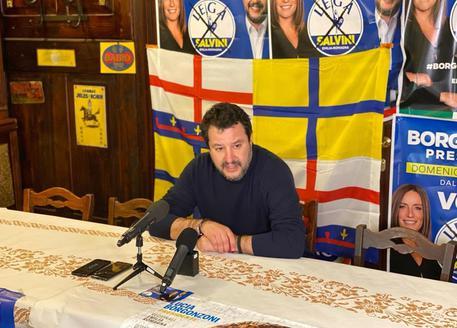 Gregoretti, Salvini: 'Non temo il processo'