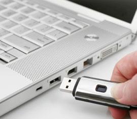 Come sistemare una chiavetta USB rotta