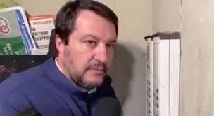 Salvini, caso del citofono: si apre un'indagine interna dell'Arma