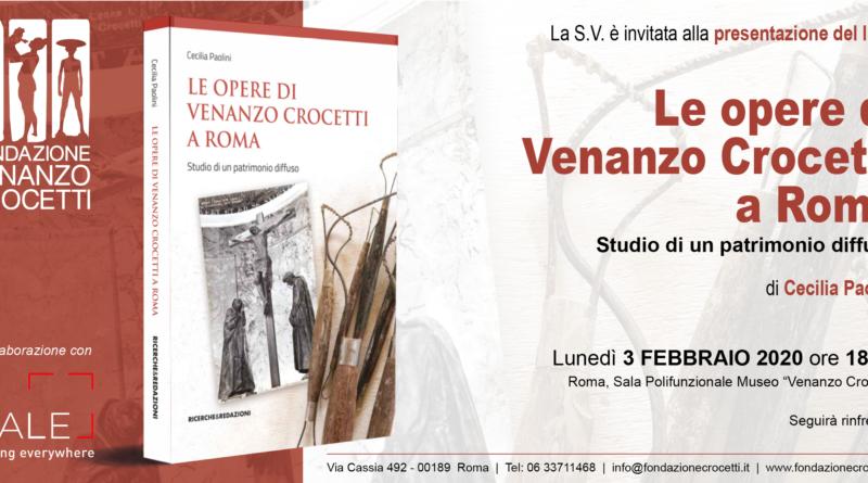 3 febbraio 2020, Museo Crocetti