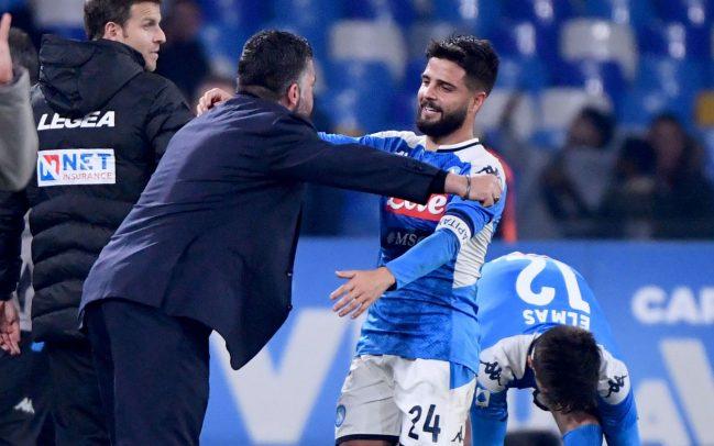 Il Napoli ferma la Juve al San Paolo