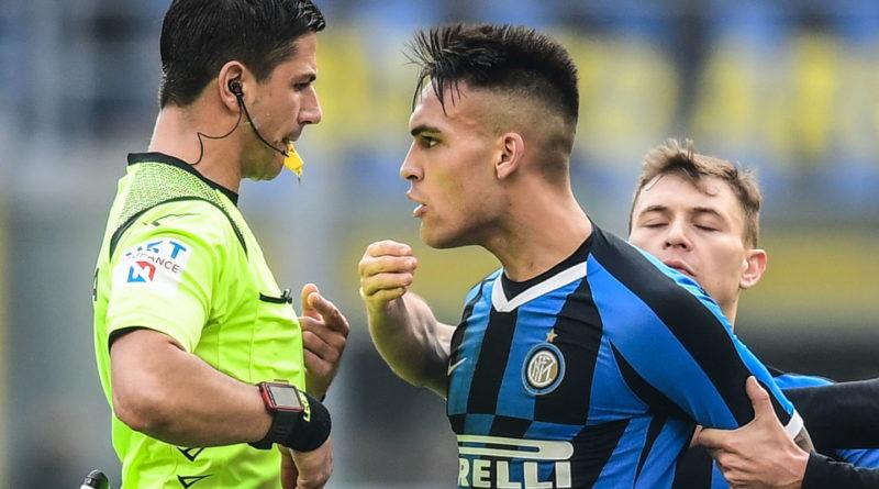 Inter. Niente derby per Martinez: squalificato per 2 turni. Graziato Conte