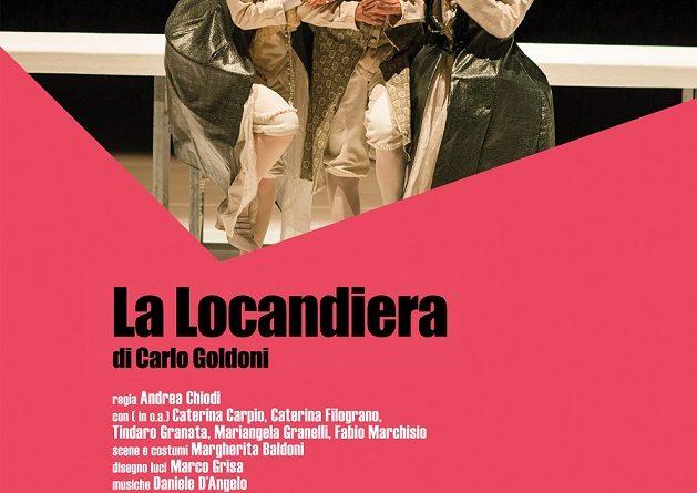 'La Locandiera' con Tindaro Granata dal 28 gennaio al 2 febbraio dal martedì al venerdì h 21, sabato h 19, domenica h 17