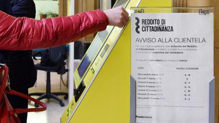 Reddito di cittadinanza: taglio del 20% per chi non lo spende