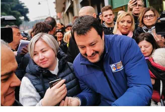 Salvini e il caso del citofono