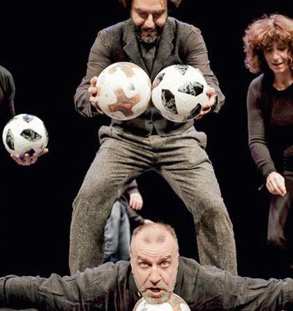 """La Milonga del futbol: """"il tango del calcio di rigore"""""""