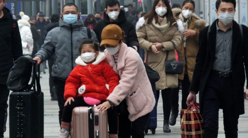 Cina: bilancio vittime Coronavirus sale a 41, oltre 1.300 infetti in tutto il mondo