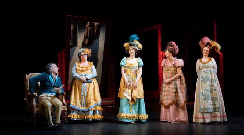 'Orgoglio e Pregiudizio',  dal 19 febbraio al Teatro Mercadante di Napoli