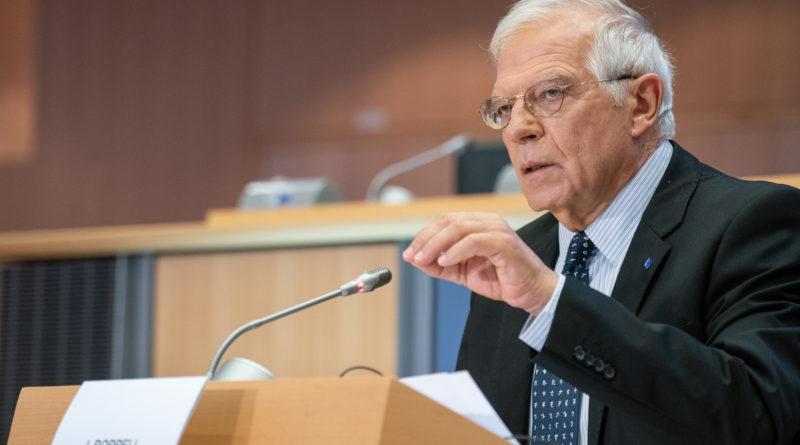 Libia e Borrell: 'Non ci sarà oggi l'accordo sul rilancio missione Sophia'