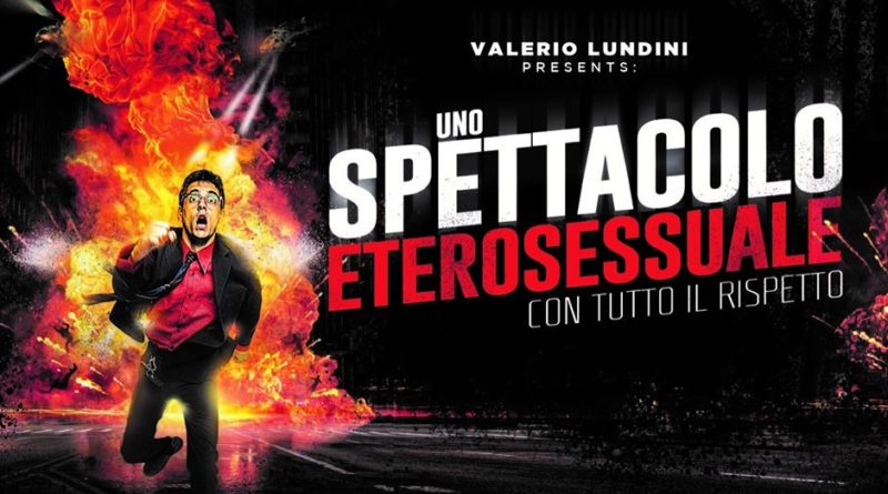 Valerio Lundini con 'Uno spettacolo eterosessuale', il 7 aprile alla Sala Umberto di Roma