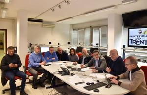 Coronavirus, monitoraggio in Trentino