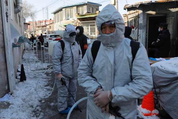 Pechino, quarantena al rientro in città e pene severissime per chi nasconde i sintomi