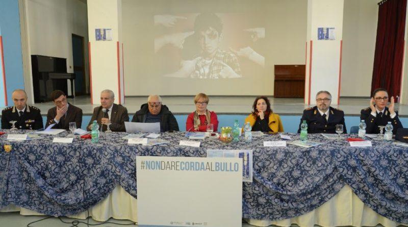 """Bullismo, D'Amelio : """"I giovani di Lioni in prima linea dopo il grave episodio di Melito Irpino"""""""