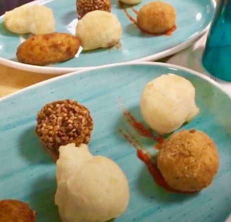 Carnevale: tradizione a tavola da Biancobaccalà