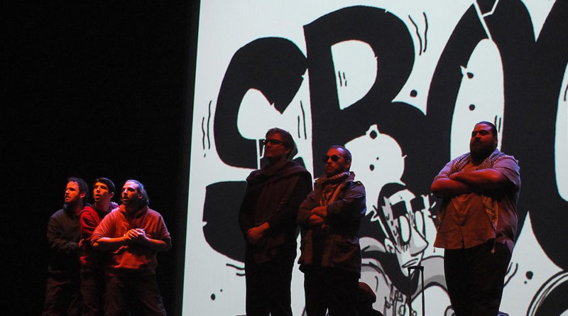 Teatro Bellini di Napoli, dal 3 all'8 marzo  Kobane calling on stage