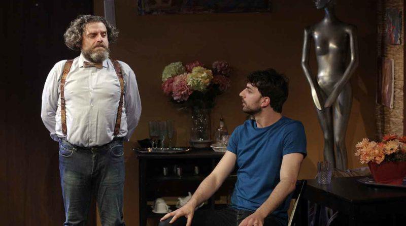 """""""Un letto per quattro. San Valentino 2020"""", con Gigi Miseferi,  in scena al teatro Marconi dal 20 al 23 febbraio"""