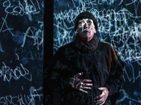 """Giovedì 27 febbraio: Il teatro di Marco Baliani in scena con """"Kohlass"""" e """"Una notte sbagliata"""", al Teatro Nuovo di Napolidomenica 23 febbraio"""