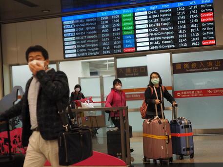 Coronavirus: primo morto a Taiwan