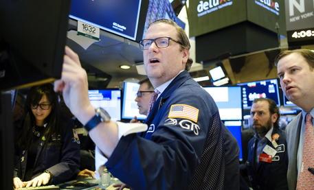 Wall Street apre positiva, Dj +0,5%