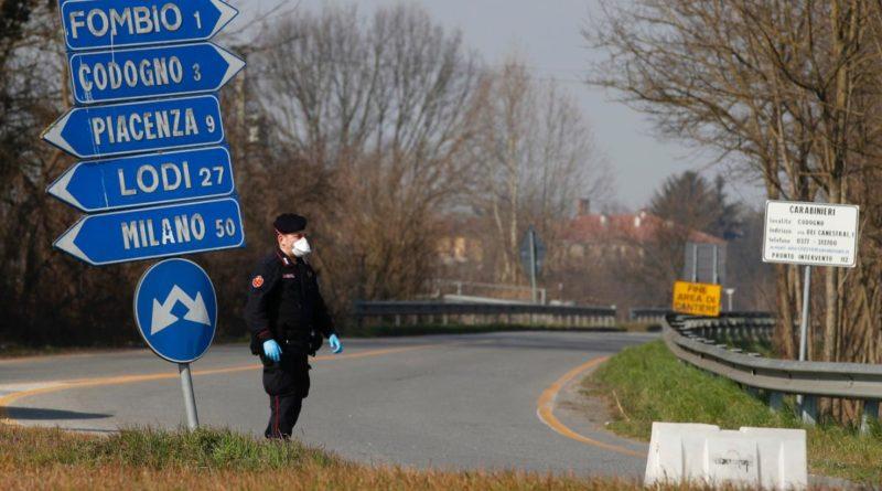 Codogno, 18 carabinieri in quarantena. I medici: Possiamo aiutare i colleghi chiusi in ospedale