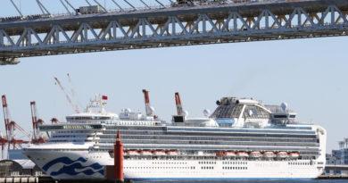 Giappone: coronavirus, morti due passeggeri della nave Diamond Princess