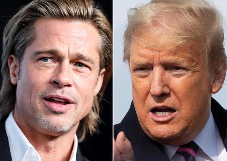 Trump deride l'Oscar a 'Parasite' e attacca Brad Pitt