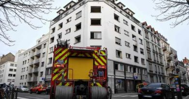 Incendio a Strasburgo, cinque morti e sette feriti