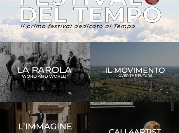 FESTIVAL DEL TEMPO | Nasce il Festival del Tempo, il Primo Festival in Italia dedicato al Tempo