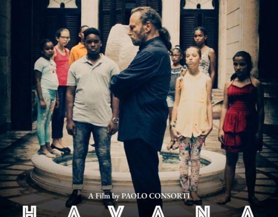 Standing Ovation per la proiezione a Los Angeles del film 'Havana Kyrie' di Paolo Consorti interpretato da Franco Nero