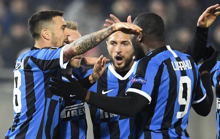 Europa League. L'Inter vince 2-0 grazie a Eriksen e Lukaku