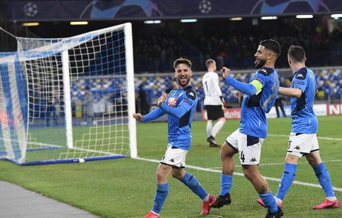 Champions League. Il Napoli ferma il Barça: al San Paolo finisce 1-1