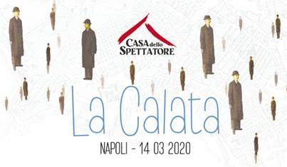 LA CALATA seconda edizione a Napoli