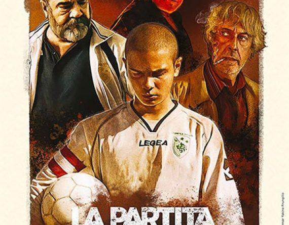 Da domani in sala 'La Partita' di Francesco Carnesecchi con Francesco Pannofino, Lidia Vitale, Alberto Di Stasio, Gabriele Fiore