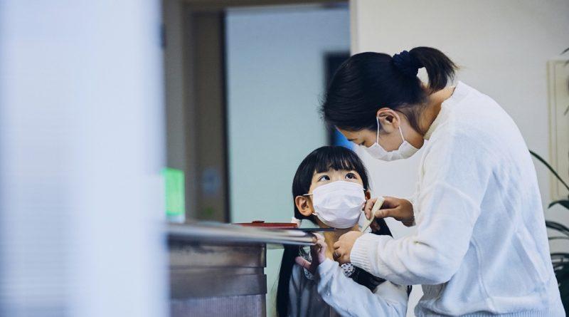 Coronavirus e contagio bambini